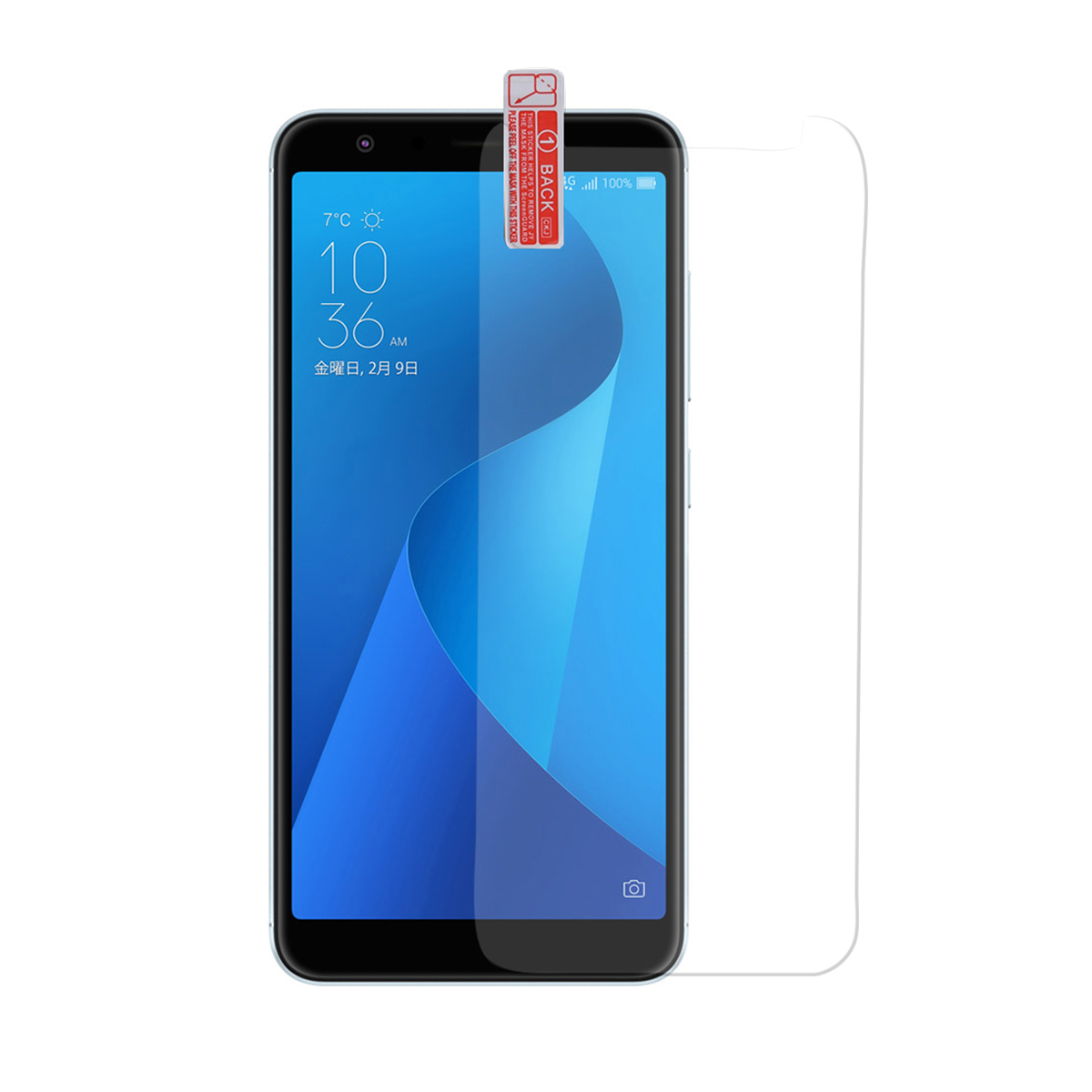 Bakeey Anti-Explosion Anti-scratch Tempered Glass