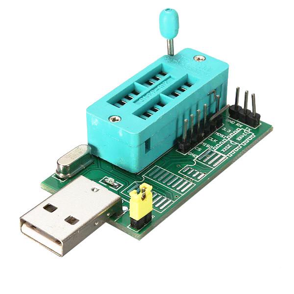 CH341A 24 25 Series EEPROM Flash BIOS DVD USB Programmer