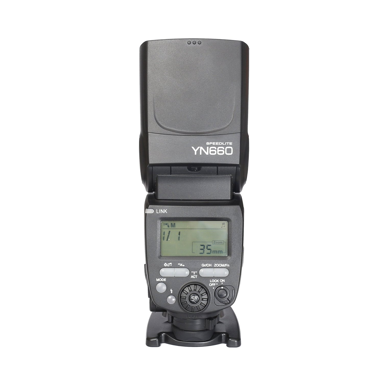 Yongnuo YN660 Wireless GN66 2.4G Flash Speedlite для Canon Nikon Pentax Cameras