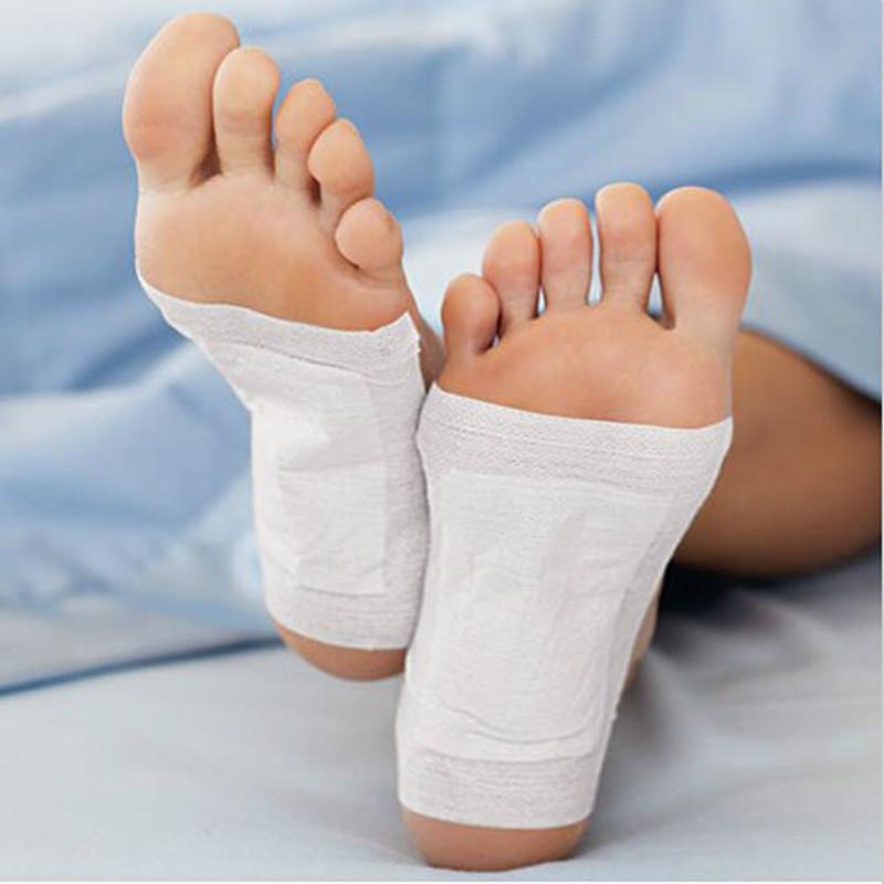 1 пара бытовой токсик для тела детокс-пластырь для ног Здоровье футов для ног клейкие листы Здоровье уход