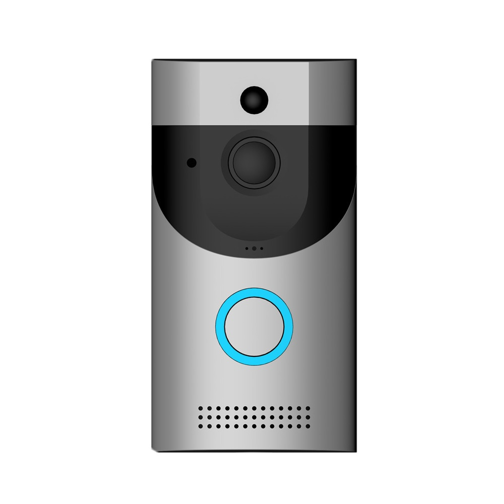 Купить со скидкой ANYTEK B30 Battery Powered WiFi Video Doorbell Waterproof Camera 720P Real Time Video Two Way Audio