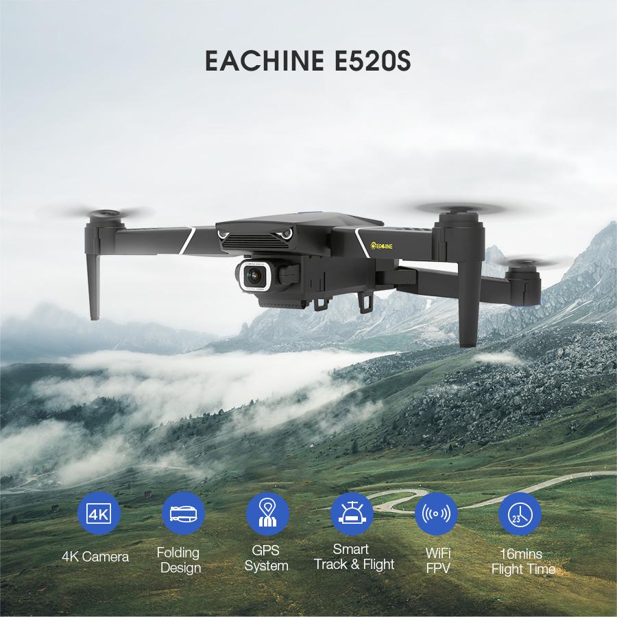 56c8b5dc acd2 4373 a488 40393c536835 - Eachine E520S GPS WIFI FPV with 5G WIFI4K 16分 飛行 無人機