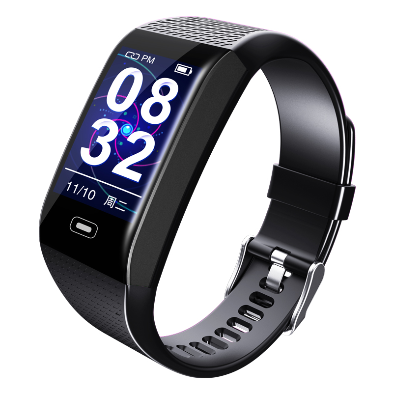 Bakeey CK28 Dynamic UI Interface Smart Watch 24 Hours Training Monitor Health Tracker Sport Wristband