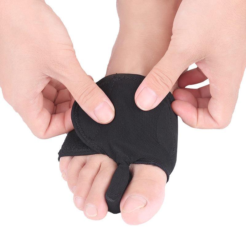 1 пара большого пальца вальгусного покрытия для ног