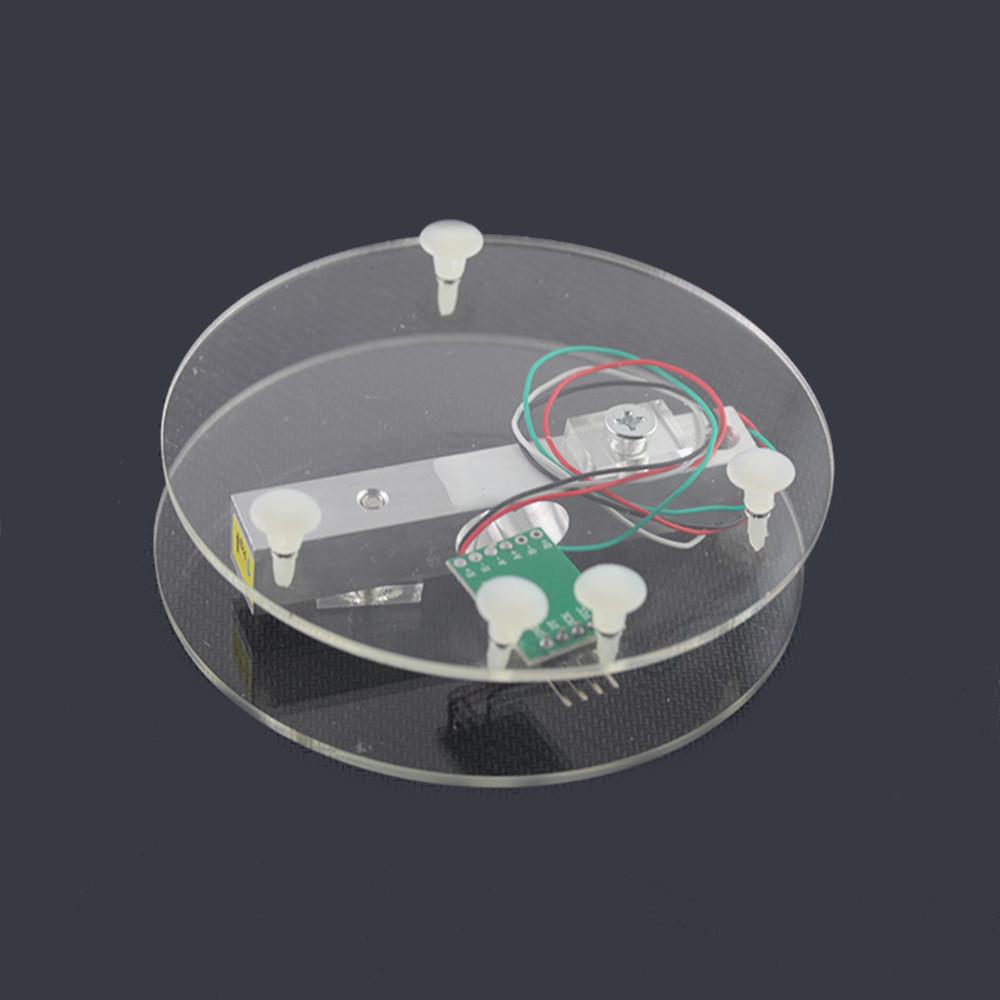 Модуль взвешивания HX711 + давление 5 кг Датчик Набор Модуль взвешивания Датчик Электронный Шкала Модуль фото