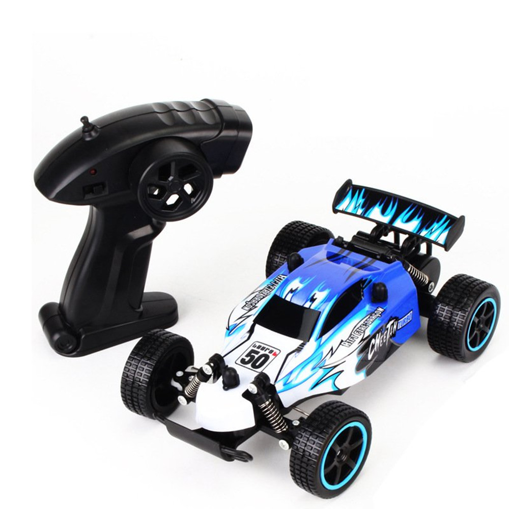 1/202.4GRWDRacingBrushed RC Авто Off Road Buggy RTR Toys