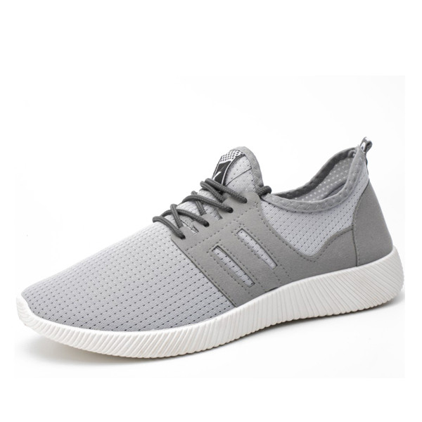 Men's Fashion Outdoor Light Mesh Breathable Casual Sport Comfortable Running Shoes Sneakers
