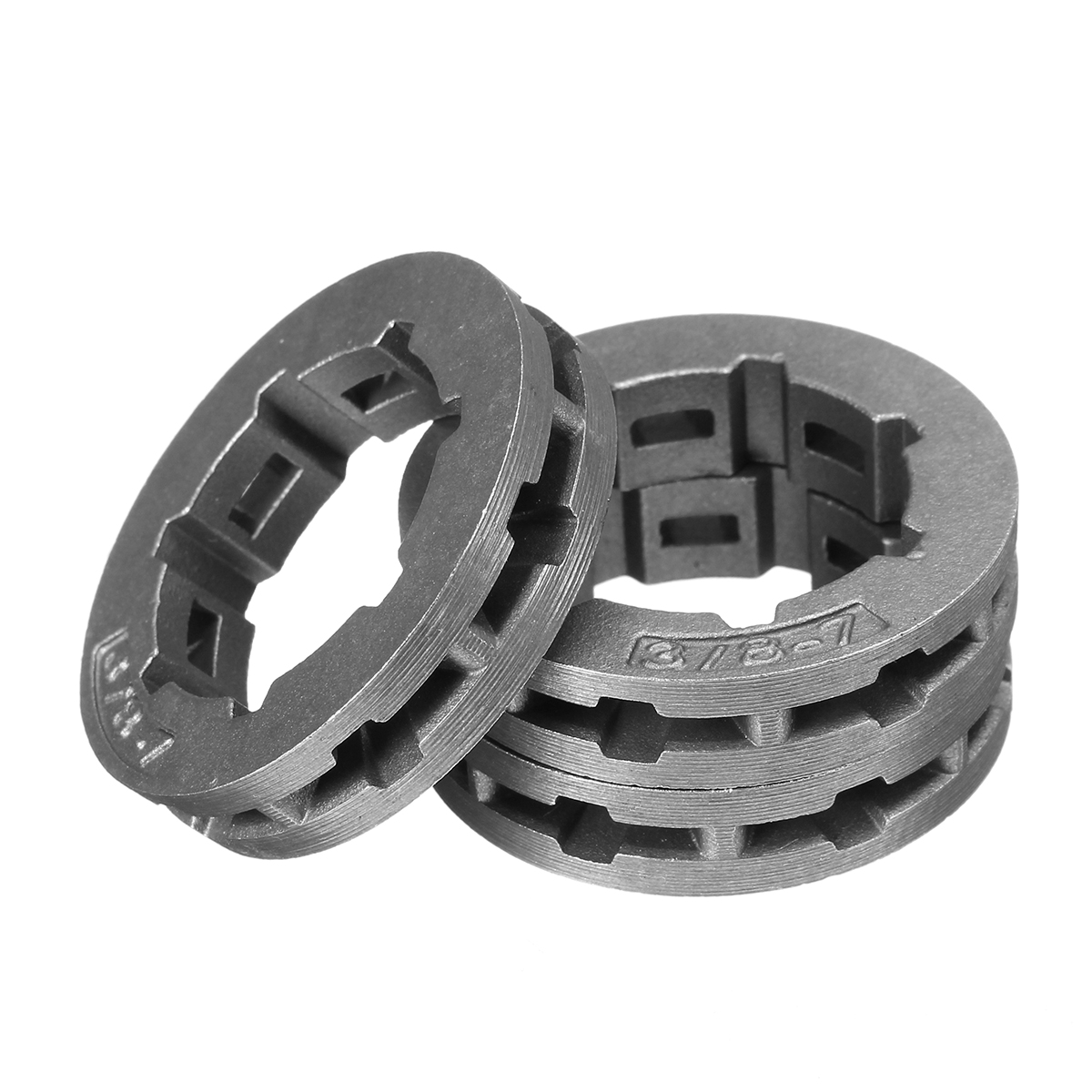 3pcs Sprocket Rim For Stihl 024 026 028 029 034 MS260 M for sale