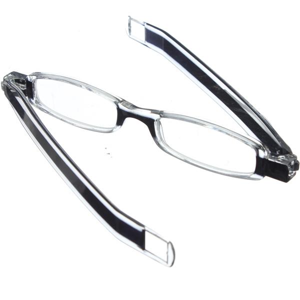 Вращение на 360-градусные вращающиеся складные пресбиопические очки для чтения градус 1.0 1.5 2.0 2.5 3.0 3.5