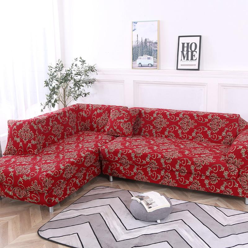 Эластичные чехлы на диван KCASA Чехлы на кресла для гостиной 1/2/3/4 Чехлы на сиденья Главная Чехлы на стулья фото