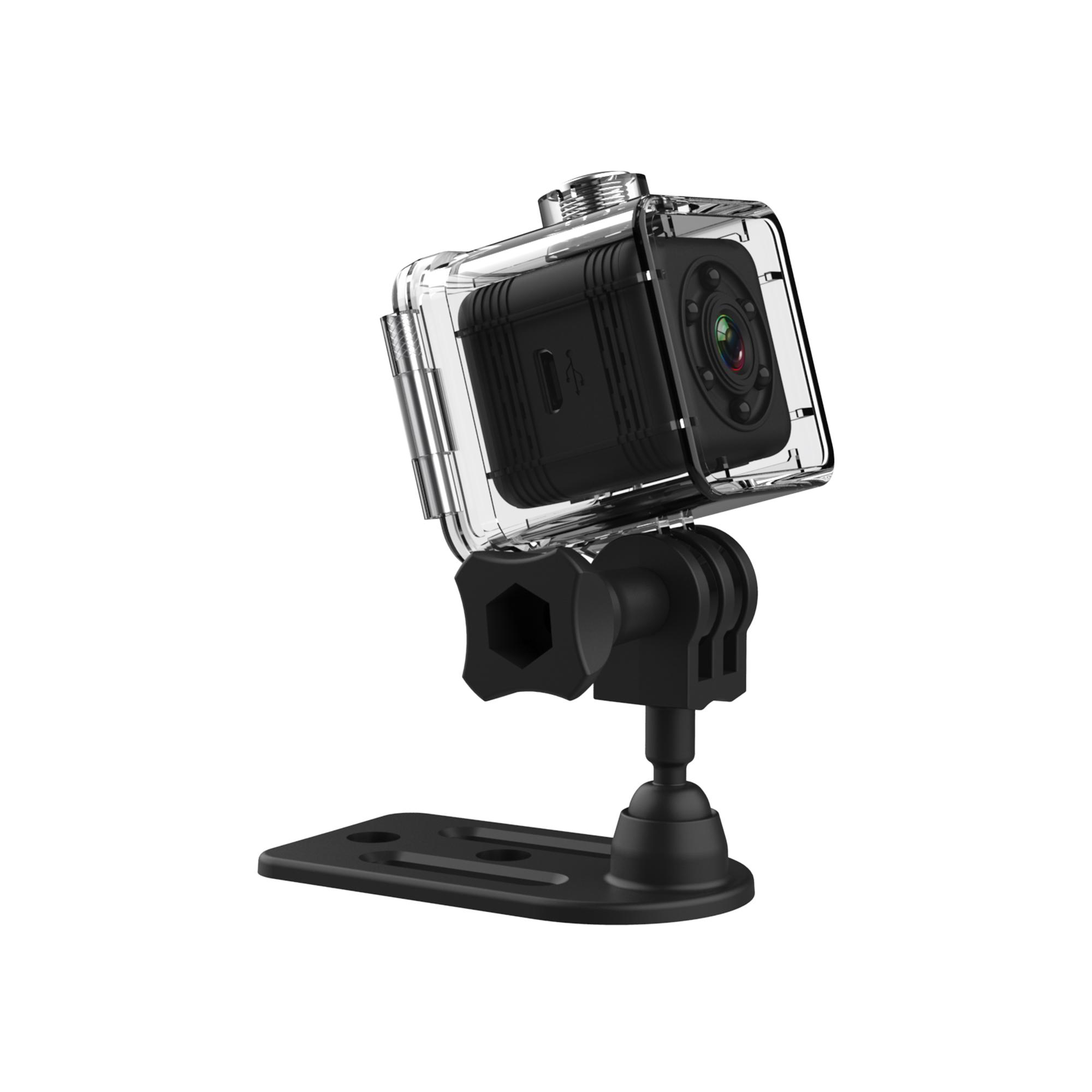 SQ29 Wifi 30M Водонепроницаемы Спорт камера Темный инфракрасный свет 6 Ночное видение Непрерывный выстрел 4 часа