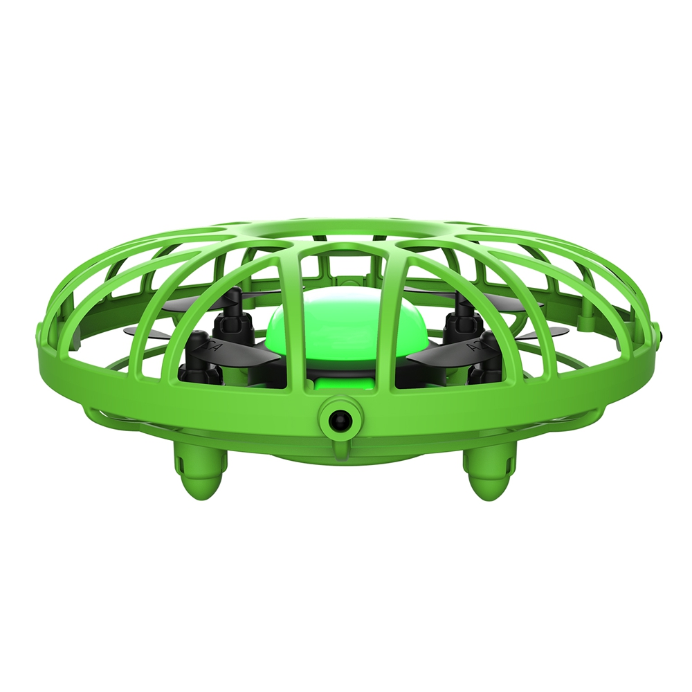 Eachine E111 Mini Infrared Sensing Control Hand Operated Altitude Hold Mode RC Drone Quadcopter