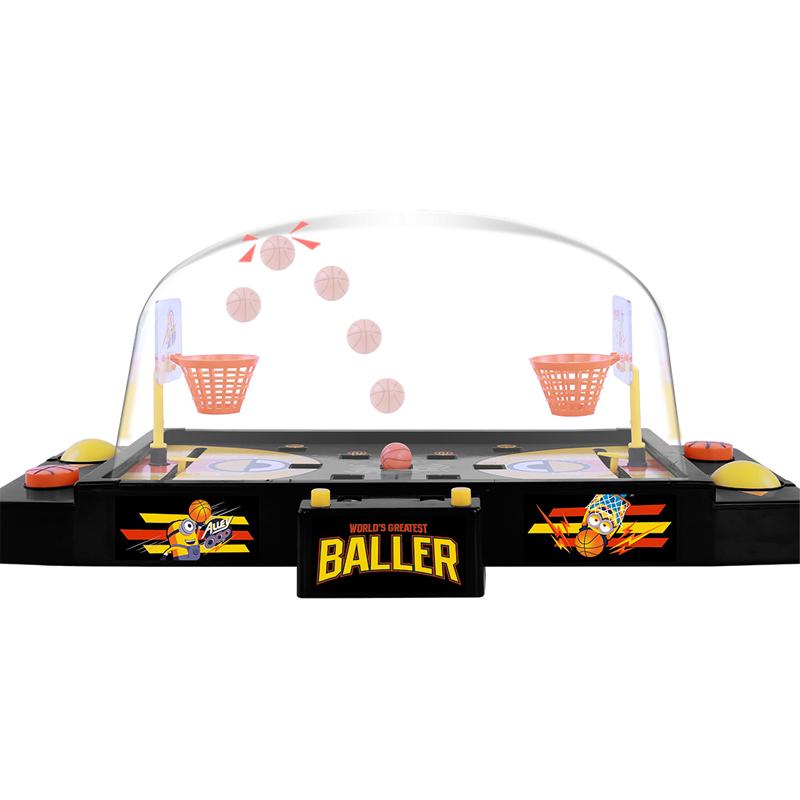 100FUN Board Game DIY Assembled Desktop Basketball Game Machine Toys from Xiaomi Youpin 4