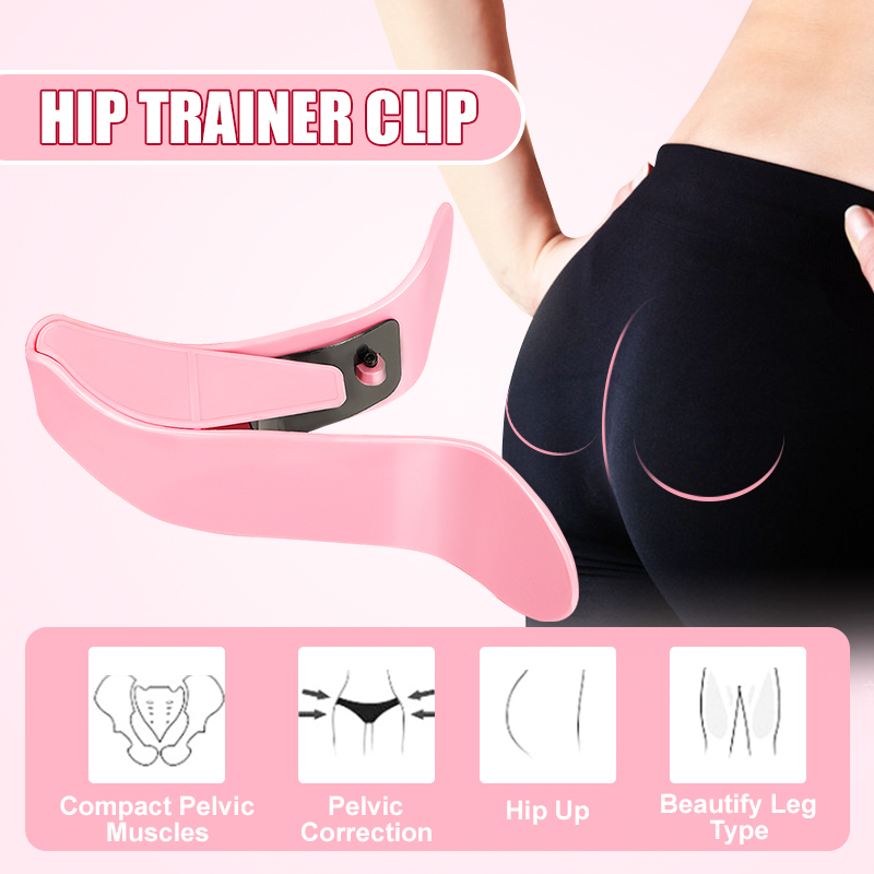 Hip Trainer Buttocks Lifter Exercise Clip Body Muscle Shaper