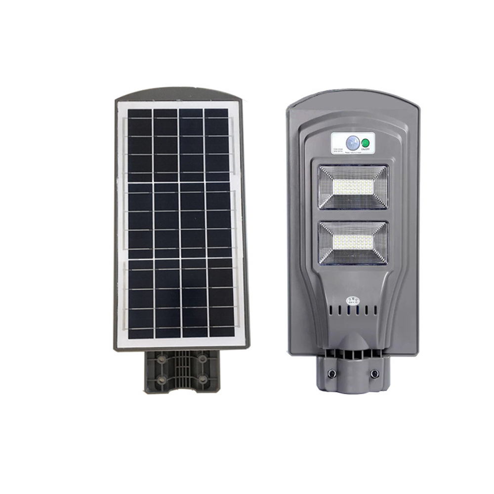 Bakeey 120W 240W 360W Solar Energy Human Body Induction LED Lights Courtyard Outdoor Street Wall Lamp