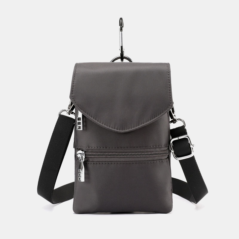 Men Women Small Crossbody Bag Phone Bag Waist Bag