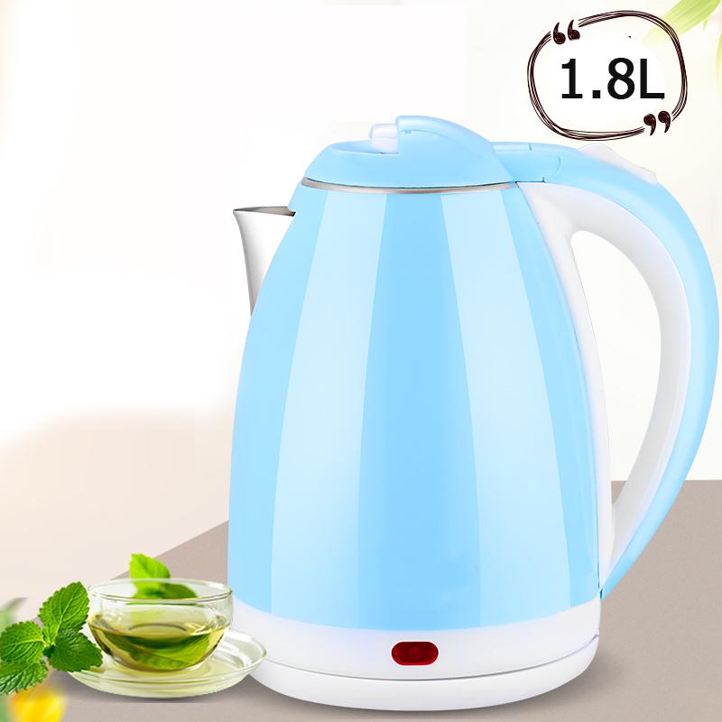 1.8L1500WЭлектрическийчайникдляводы Нагреватель Бойлер из нержавеющей стали Беспроводной Чай Чайник для воды Чайник фото