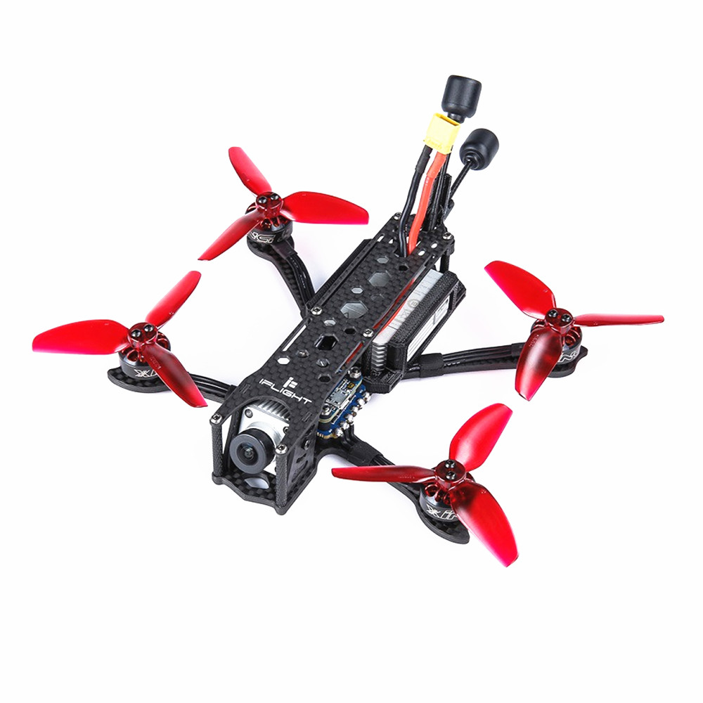 iFlight DC3 HD SucceX Mini-E F4 3 Inch FPV Racing Drone PNP BNF w/ DJI Digital HD FPV System