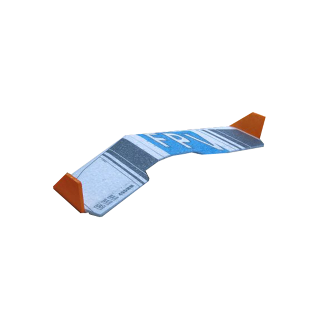 2pcs BEE 490mm Wingspan EPP FPV RC Airplane Fixed Wing KIT for New Flyer Beginner Trainer