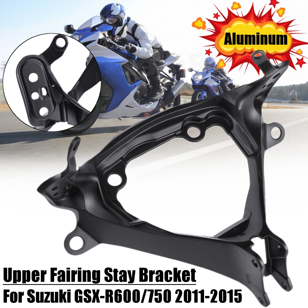 Upper Front Fairing Stay Bracket for 2004-2005 Suzuki GSXR 600 750 GSXR600 04-05