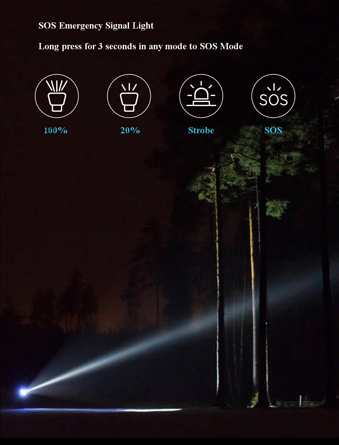 Nexiom Samsung LED Magnetic Flashlight 9600mah PowerBank From Xiaomi Youpin 6 Light Source USB Rechargeable Magnetic Work Light