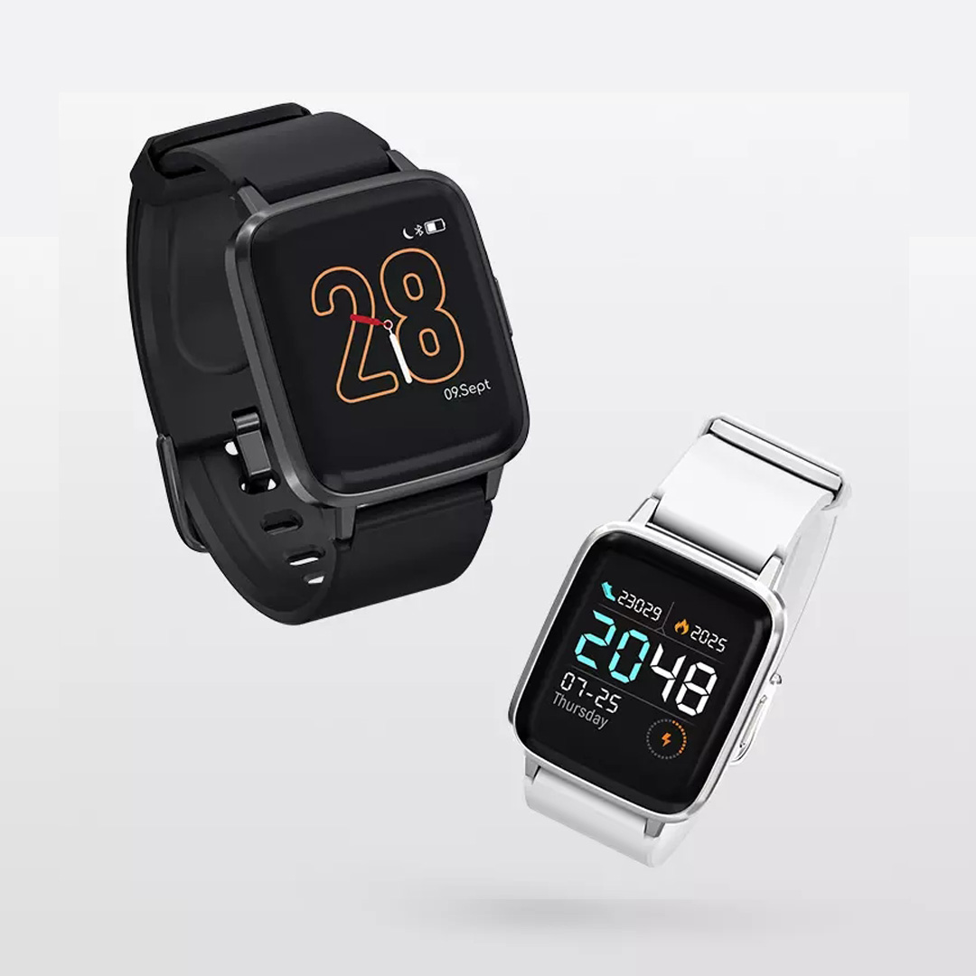 Haylou LS01 9 Sport Modes 24h Heart Rate Monitor BT4.2 Smart Watch Chinese Version from Xiaomi Youpin