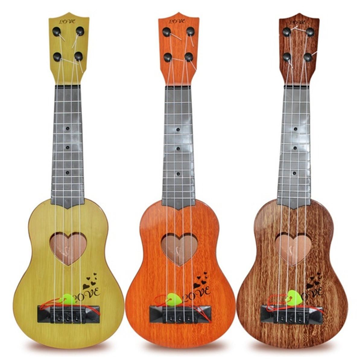 Классическая Укулеле Развивающая игрушка Музыкальный инструмент для детей Просвещение музыки
