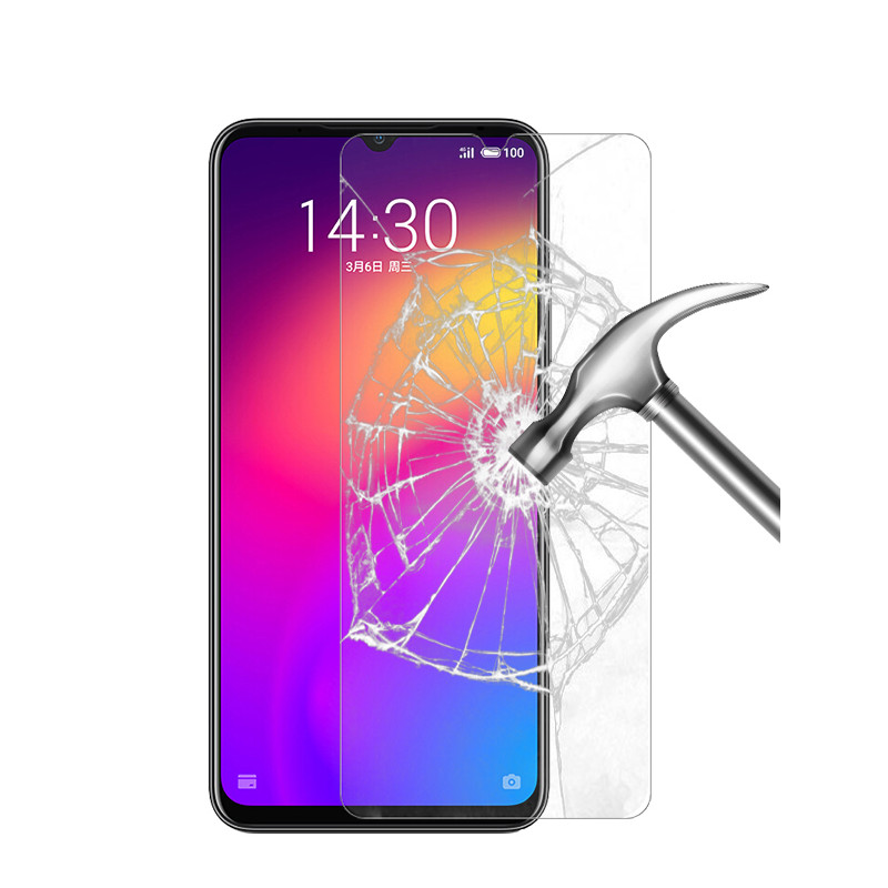 Bakeey Anti-Explosion Anti-Scratch Tempered Glass Screen Protector for Meizu Note 9