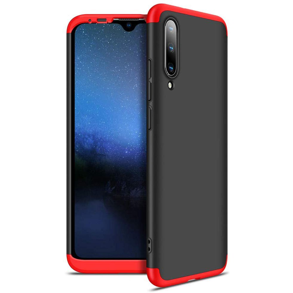 Bakeey Xiaomi Mi 9 Lite / Xiaomi Mi CC9 3 in 1 Double Dip Frosted 360° Full Body PC Full Protective Case