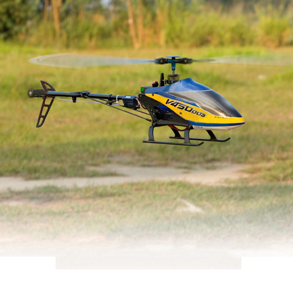 Walkera V450D03 Generation II 2.4G 6CH 6-Axis Gyro 3D Flying Brushless RC Helicopter BNF