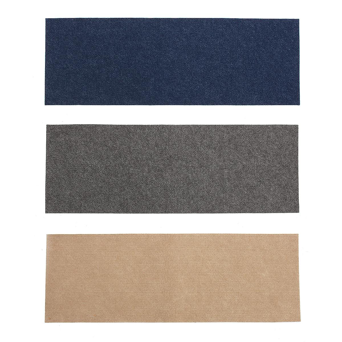 5шт самоклеящиеся нескользящие коврик для лестницы коврик многоразовые моющиеся DIY коврик для кухни для гостиной коврик для лестницы ковр фото