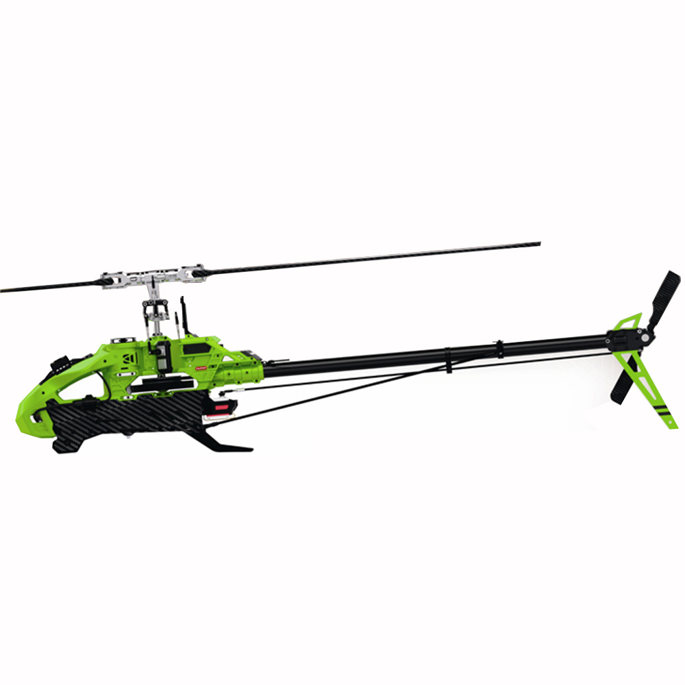 Tarot 550 Pro MK55PRO 6CH 3D Flying RC Helicopter Combo Version With Main/Tail Blade Metal Tail Set