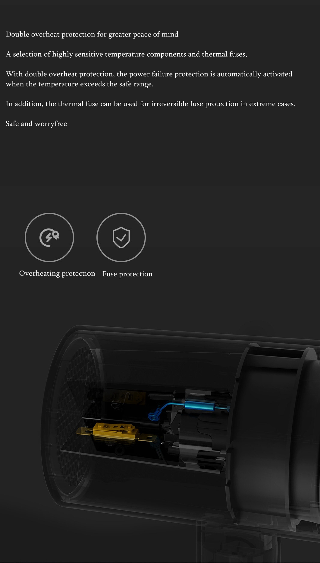 XIAOMI Mijia Foldable Hair Dryer Portable Negative Ion Electric Hair Dryer Quick Dry Low Noise Blow Dryer For Traveling&Household