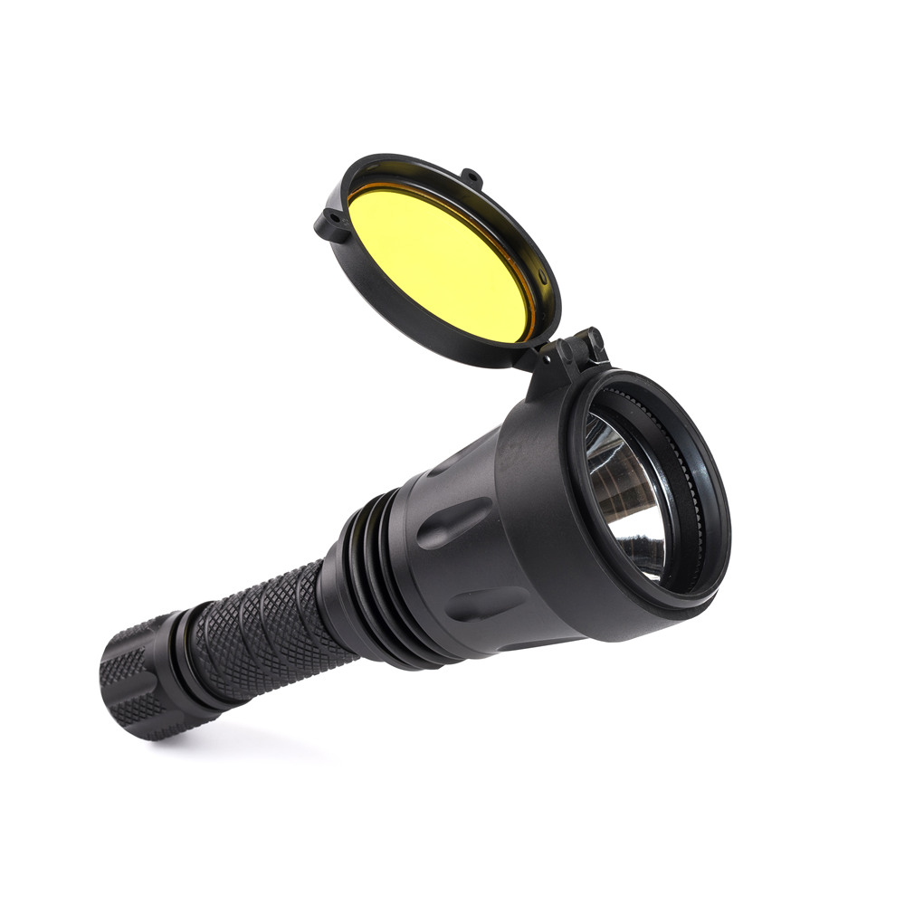 WELTOOL T11 X-LED 3Modes USB Rechargeable IP67 18650 Tactical Flashlight