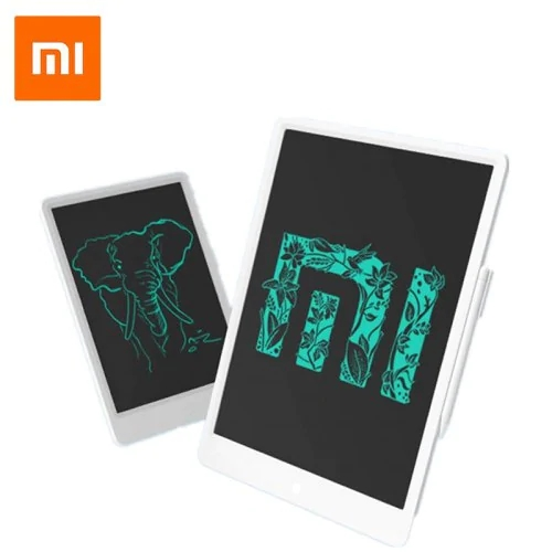 Xiaomi 10/13.5 inch Small LCD Blackboard Ultra Thin Writing Tablet Digital Drawing Board Electronic Handwriting Notepad with Pen