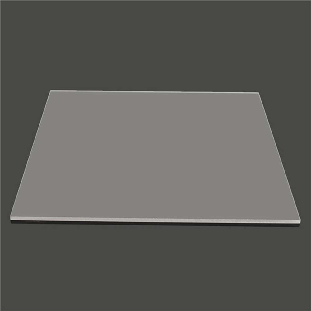 200x250mm PMMA Acrylic Transparent Sheet Acrylic Plate Perspex Gloss Board Cut Panel 0.5-5mm Thickness