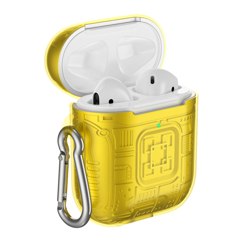 Bakeey Armor Dustproof TPU Wireless Earphone Storage Protective Case for Apple AirPods 2