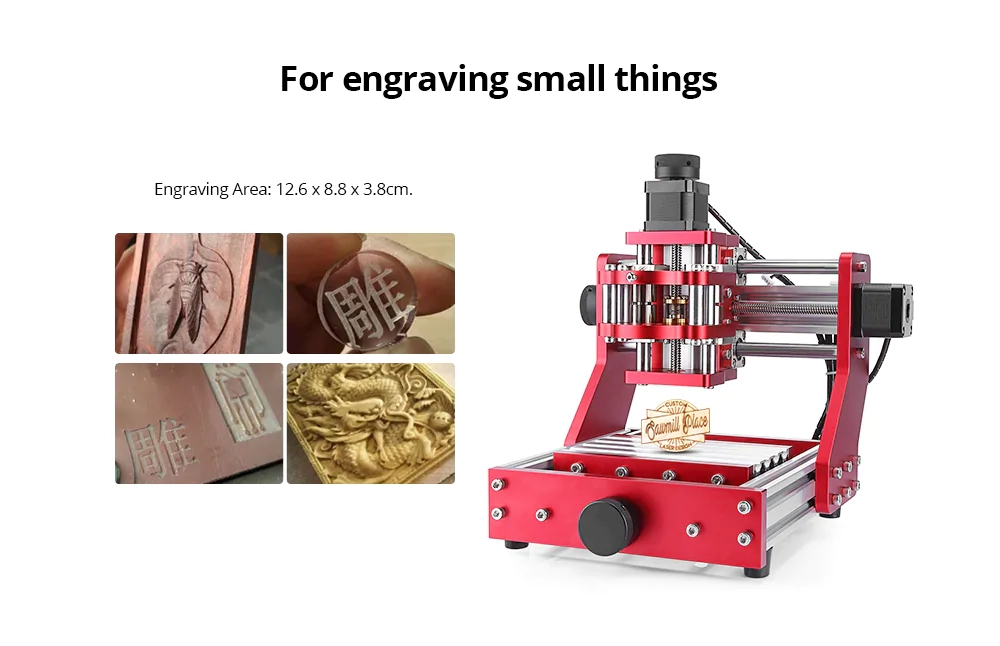 Benbox 500mw Micro Laser Engraving Machine CNC 2-in-1 with Laser Moudle for  PVC PCB Aluminum Copper