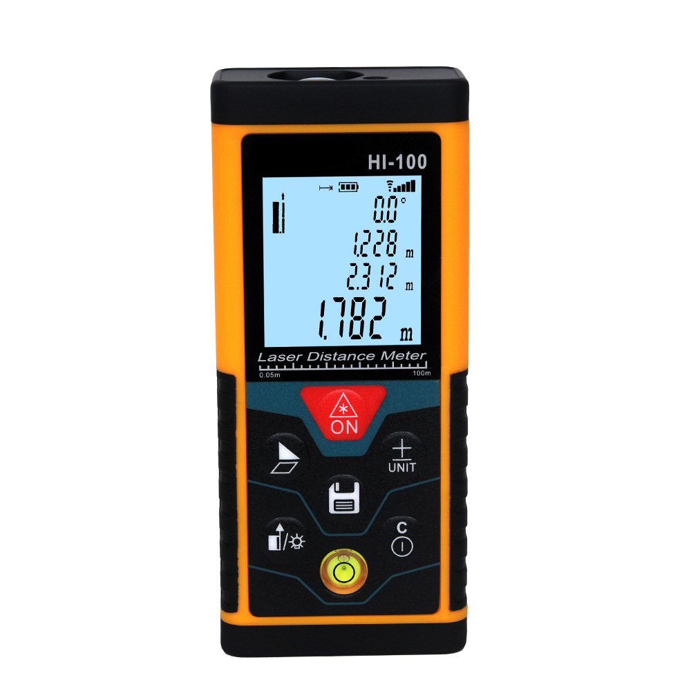 High Precision Electronic Level Scale Handheld Range Finder