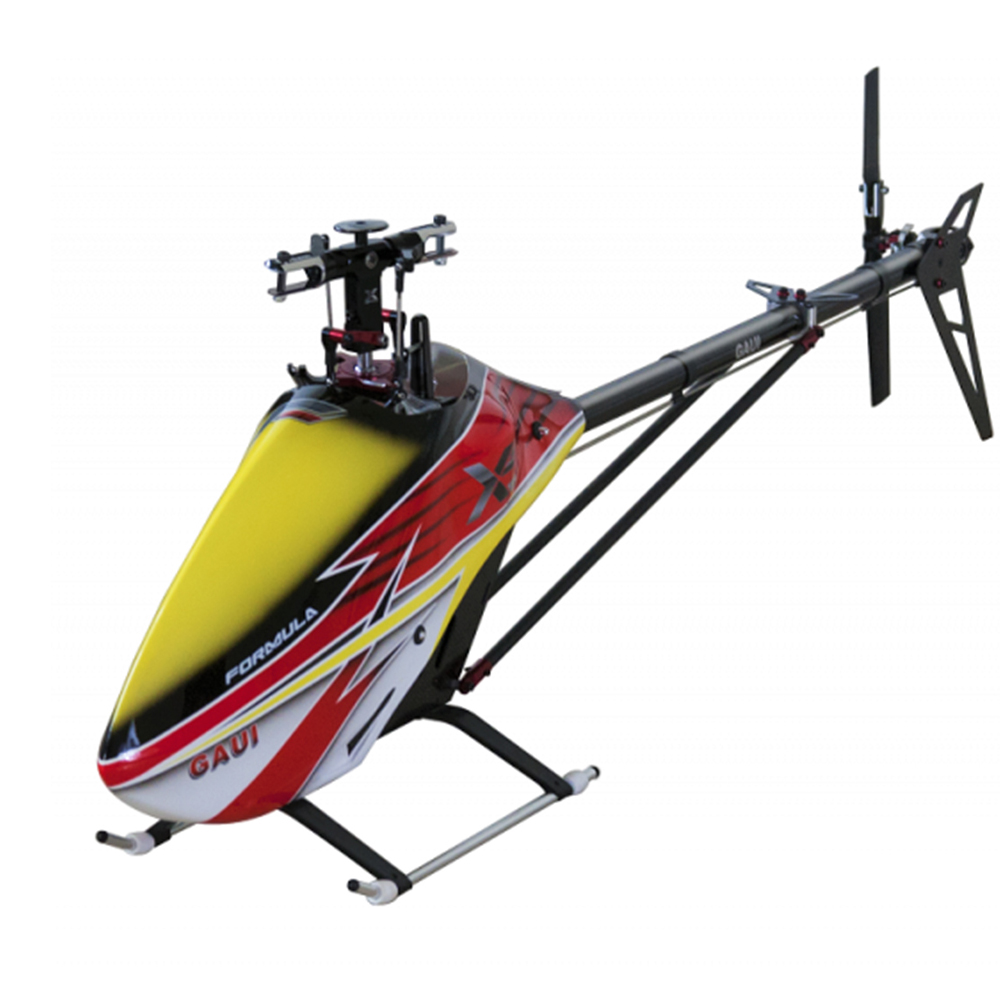 GAUI X5 V2 550 6CH 3D Flybarless Belt Drive Version RC Helicopter Kit