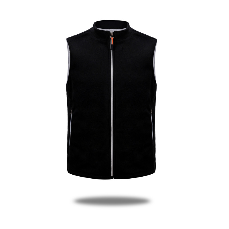 Men Women Electric USB Infrared Heating Vest Jacket Winter Outdoor Thermal Clothing Waistcoat For Sports Hiking