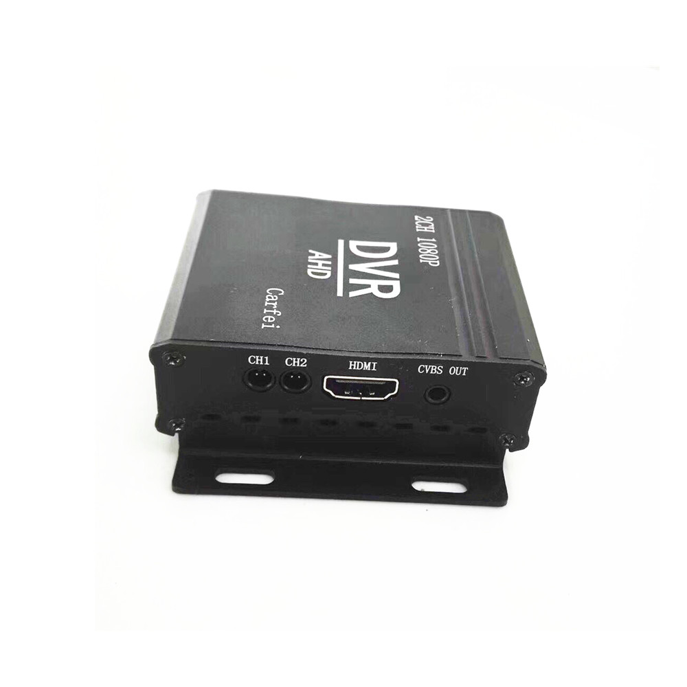 2CH 1080P Micro AHD DVR Module Video Recorder HDMI/CVBS Output