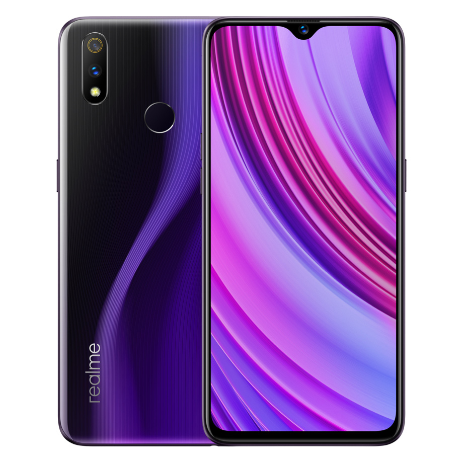OPPO Realme 3 Pro Global Version 6.3 Inch FHD+ Android 9.0 4045mAh 25MP AI Front Camera 6GB RAM 128GB ROM Snapdragon 710 Octa Core 2.2Ghz 4G Smartphone