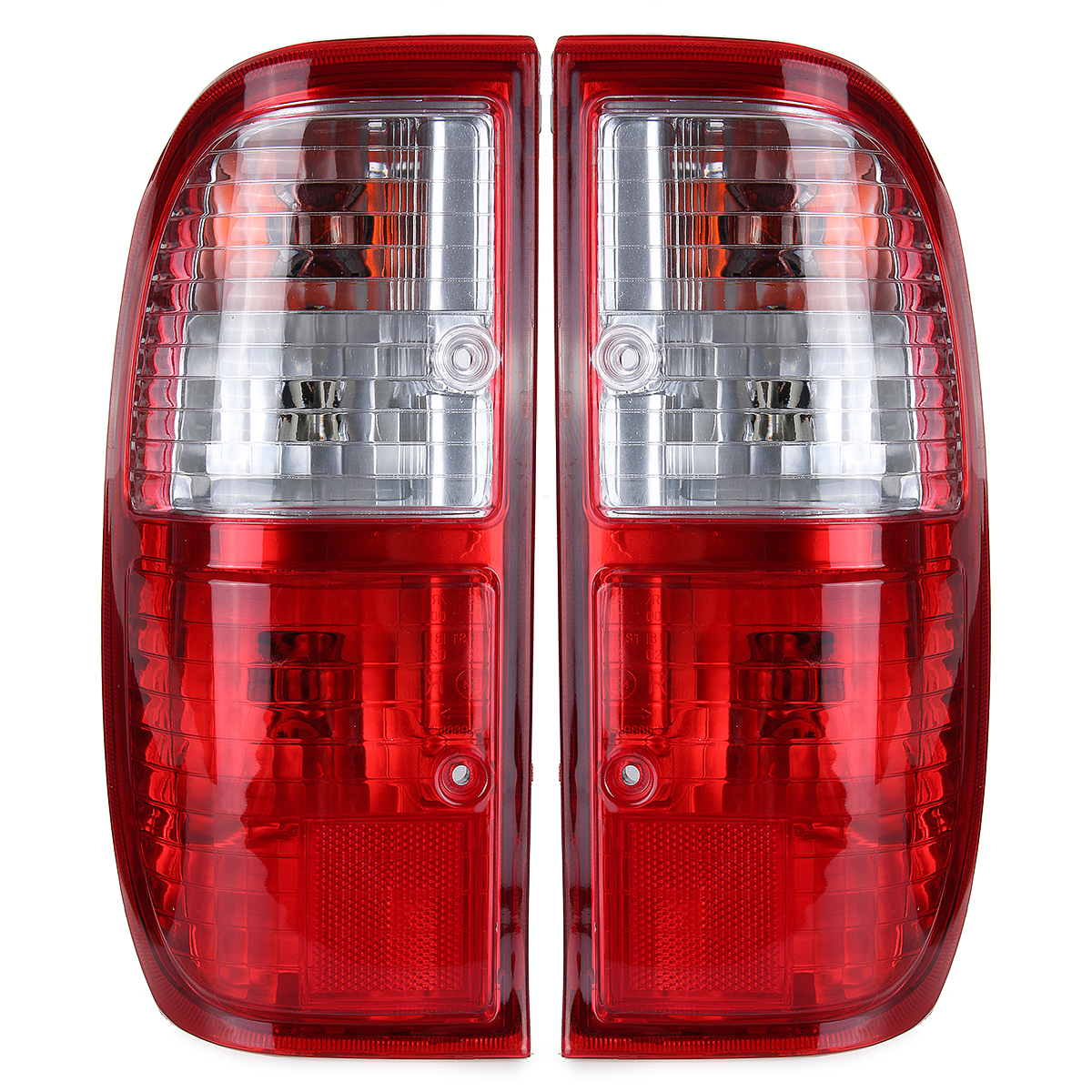 Car Rear Left/Right Tail Light Brake Lamp with Bulb and Wiring For Ford Ranger 1998 - 2006