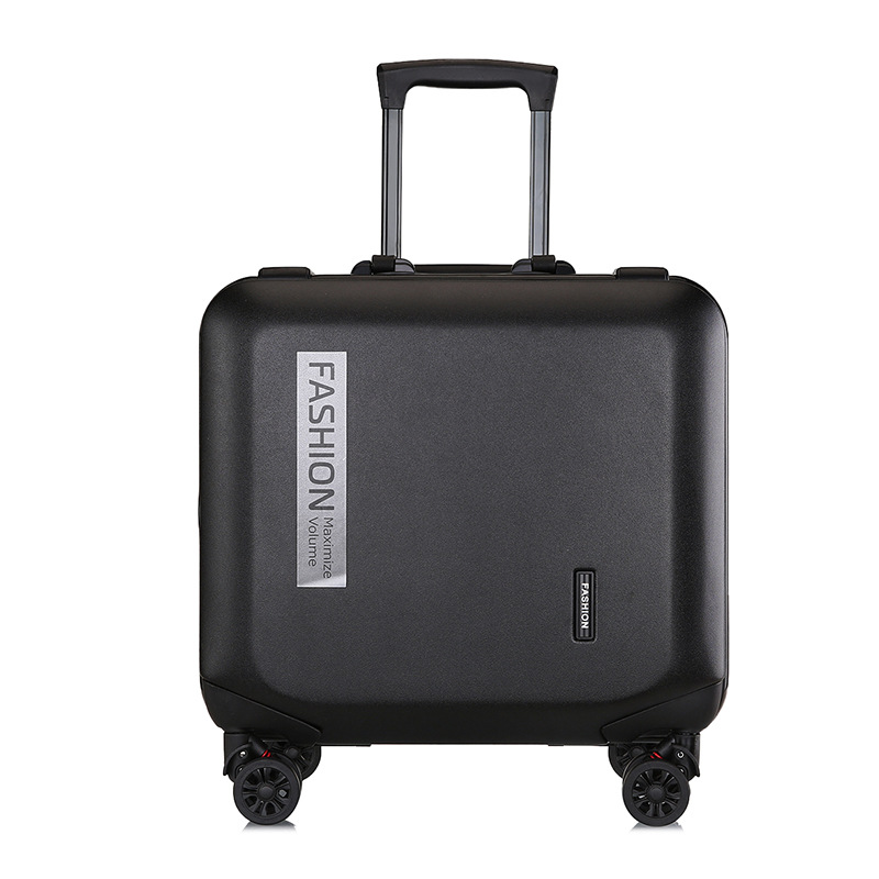Xmund XD-XL5 48L 18inch Travel Suitcase PC Double Locks 360° Universal Wheel Luggage Cases