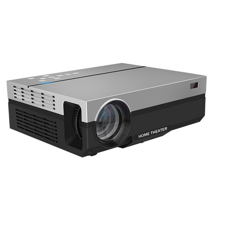 ThundeaL T26K LCD Projector 350 ANSI Lumens Support 1080P 200 inch Business Home Theater Projector