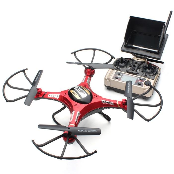 JJRC H8D 5.8G FPV With 2MP HD Camera 2.4G 4CH 6-Axis RC Drone Quadcopter RTF
