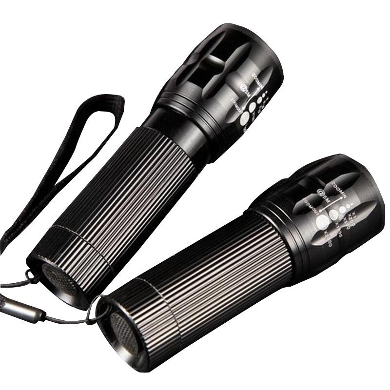 XANESМасштабируемыйфонарик3режимаПортативный фонарик Водонепроницаемы На открытом воздухе Аварийная охота Лампа