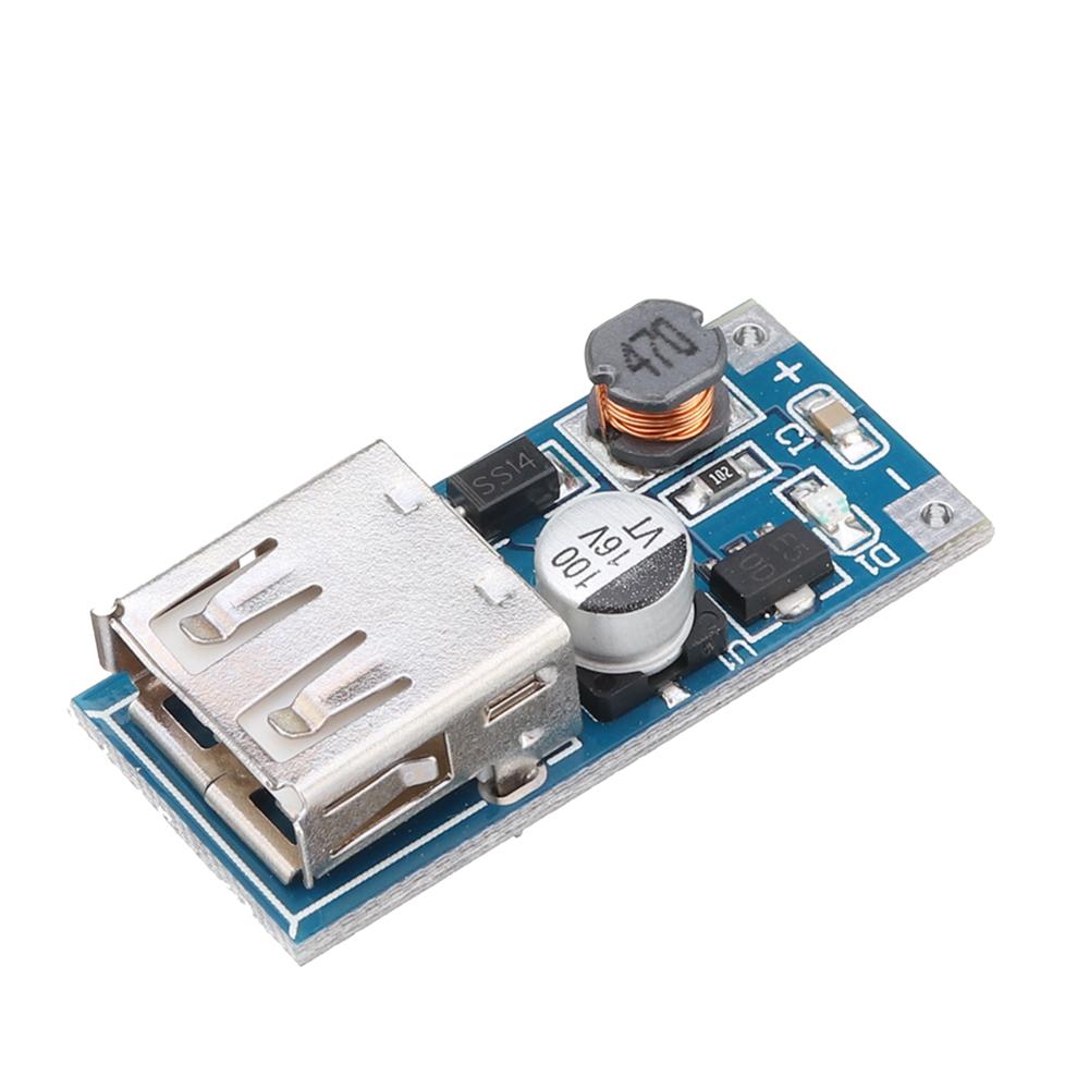 DC-DC 0,9 В-5 В до 5 В 600 мА USB Активизировать Модуль повышения мощности PFM Control Mini Mobile Booster по цене 81
