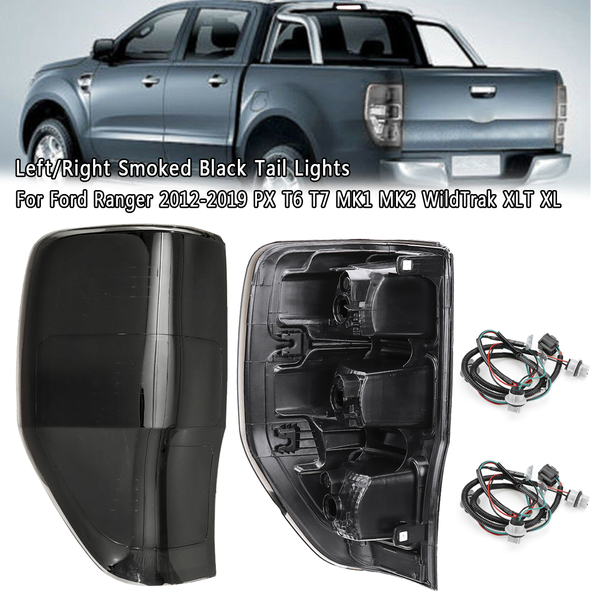 Ford Ranger Tail Light Wiring